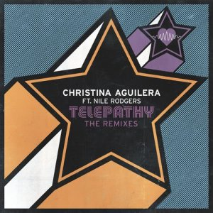 Album Telepathy (Le Youth Remix) from Christina Aguilera