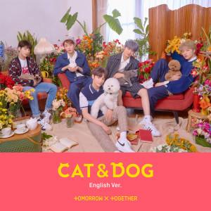 Album Cat & Dog from 투모로우바이투게더