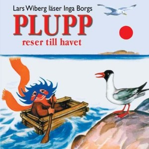 """Plupp的專輯Lars Wiberg läser Inga Borgs """"Plupp reser till havet"""""""