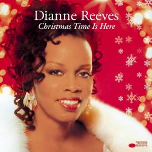 Album Christmas Time Is Here from Dianne Reeves