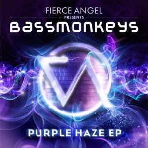 Album Fierce Angel Presents Bassmonkeys - Purple Haze EP from Bassmonkeys