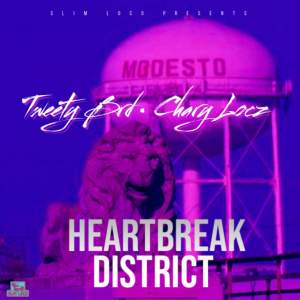 Album Heartbreak District from Tweety Brd