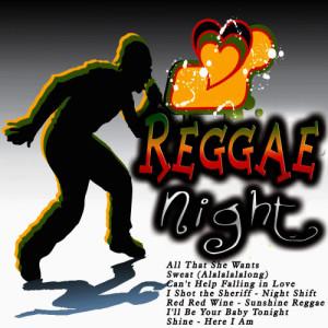 Album Reggae Night from The Rasta Boys