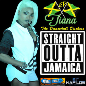 Album Straight Outta Jamaica from TIANA