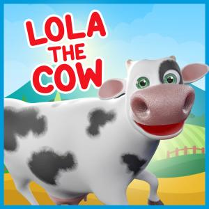 Album Lola the Cow from Cartoon Studio English