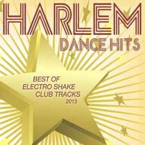 Album Harlem Dance Hits 2013 - Best of Electro Shake Club Tracks from Various Artists