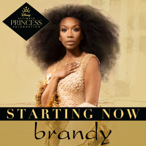 Album Starting Now from Brandy