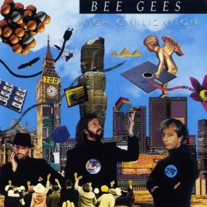 Bee Gees的專輯High Civilization