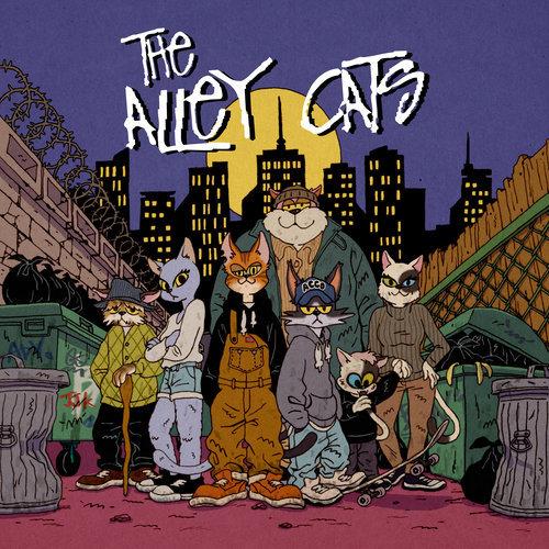 ฟังเพลงอัลบั้ม The Alley Cats