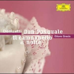 Album Donizetti: Don Pasquale / Il campanello di notte from Ettore Gracis