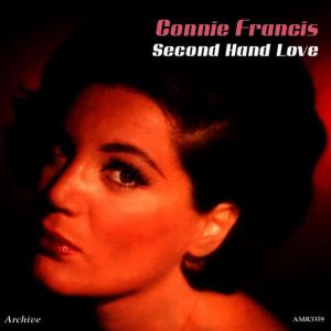 Connie Francis的專輯Second Hand Love