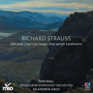 Album Richard Strauss: Don Juan – Four Last Songs – Also sprach Zarathustra from Sir Andrew Davis