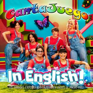 Album CantaJuego - In English! from CantaJuego