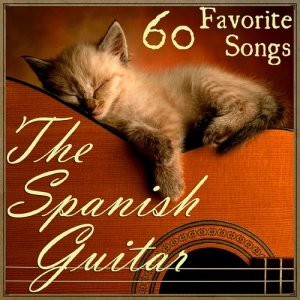 The Spanish Guitar的專輯60 Favorite Songs