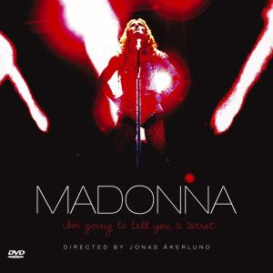 I'm Going To Tell You A Secret (Audio Only DMD) 2007 Madonna