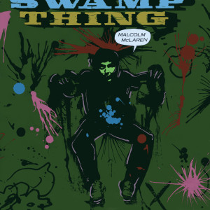 Album Swamp Thing from Malcolm McLaren