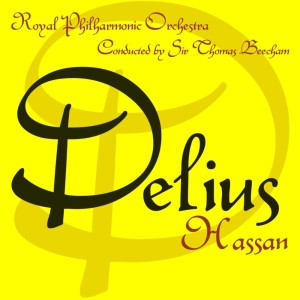 BBC Chorus的專輯Delius Hassan