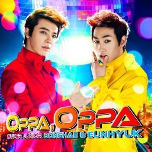 Super Junior-D&E的專輯Oppa, Oppa