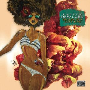 Album Decade Of A Love King from Raheem DeVaughn