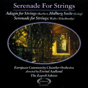 Album Serenade For Strings from Zagreb Soloists