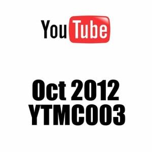 Album Youtube Music - One Media - Oct 2012 - Ytmc003 from YouTube Music Various
