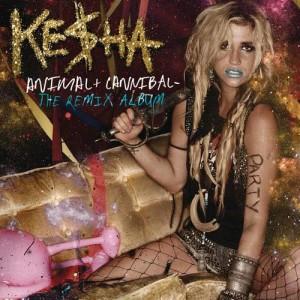 Ke$ha的專輯食人族派對 莎最大 (2CD)特版