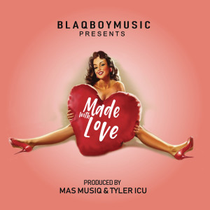 Album Blaqboy Music Presents Made With Love from Various Artists