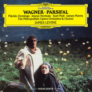 Album Wagner: Parsifal - Highlights from Kurt Moll