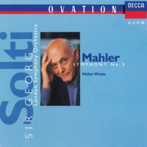 Helen Watts的專輯Mahler: Symphony No.3
