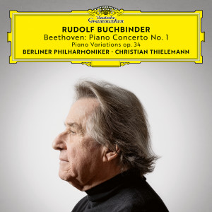 Album Beethoven: Piano Concerto No. 1, Op. 15; 6 Piano Variations in F Major, Op. 34 from Berliner Philharmoniker