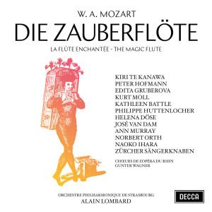 Album Mozart: Die Zauberflöte from Kiri Te Kanawa