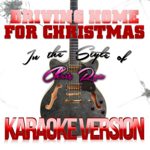 Karaoke - Ameritz的專輯Driving Home for Christmas (In the Style of Chris Rea) [Karaoke Version] - Single