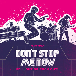 Listen to Don't Stop Me Now song with lyrics from Young Beautiful in a Hurry