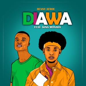 Album Diawa from Benny Afroe