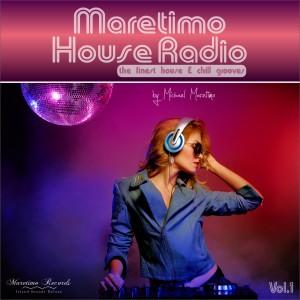 Album Maretimo House Radio, Vol .1 - the Finest House & Chill Grooves from DJ Maretimo