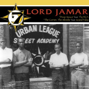 Album Deep Space from Lord Jamar