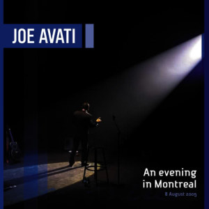 Album An Evening in Montreal from Joe Avati