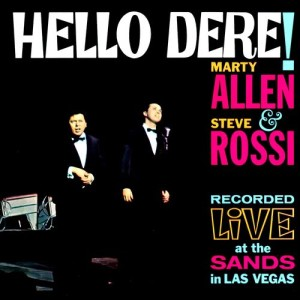 Album Hello, Dere! Live At the Sands in Las Vegas from Marty Allen