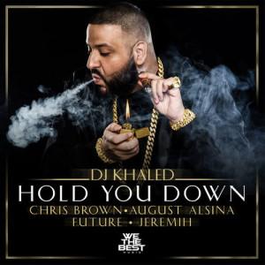 DJ Khaled的專輯Hold You Down