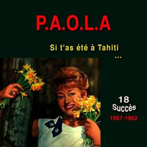 Album Si t'as été à Tahiti from Paola