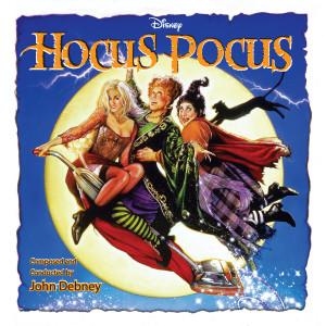 Album Hocus Pocus (Original Score) from John Debney
