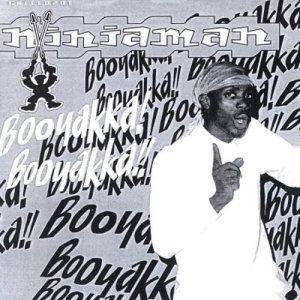 Album Booyakka! Booyakka! from Ninjaman