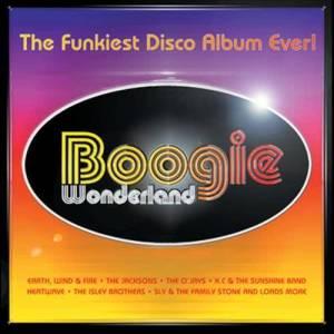收聽EARTH的Boogie Wonderland歌詞歌曲