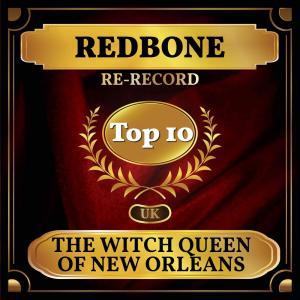 อัลบัม The Witch Queen of New Orleans (UK Chart Top 40 - No. 2) ศิลปิน Redbone