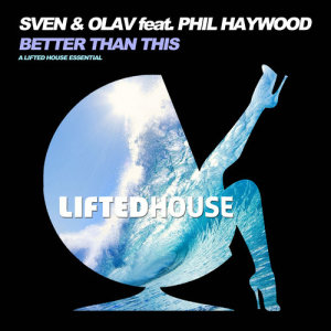 Album Better Than This (feat. Phil Haywood) from Sven