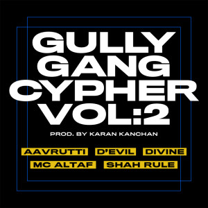 Album Gully Gang Cypher, Vol. 2 from D'evil