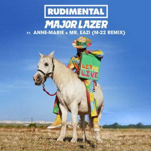 Album Let Me Live (feat. Anne-Marie & Mr Eazi) (M-22 Remix) from Rudimental
