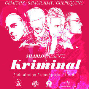Album KRIMINAL from Guè Pequeno