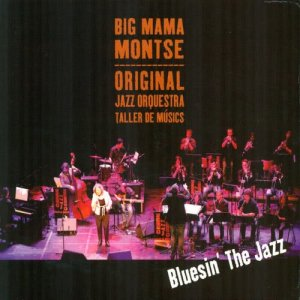 Album Bluesin´ the Jazz from Big Mama Montse