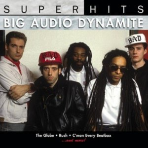 Album Super Hits from Big Audio Dynamite